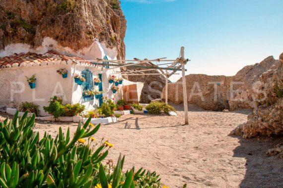 casita playa