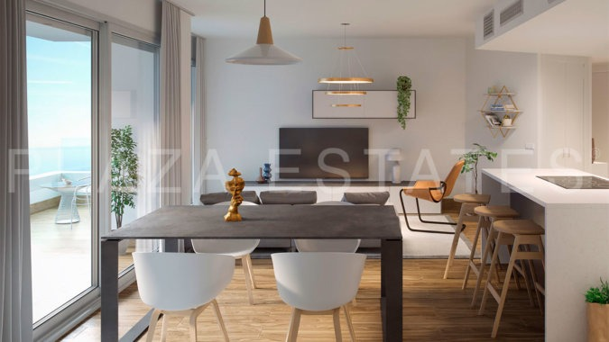 Isea Calaceite apartments for sale