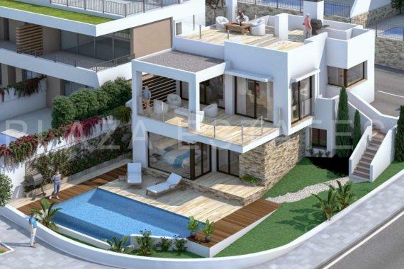 Detached villa for sale in urbanization Fuente del Badén, Nerja PEV1805
