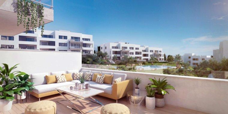 Almijara Homes apartamentos en venta en Torre del Mar, Málaga