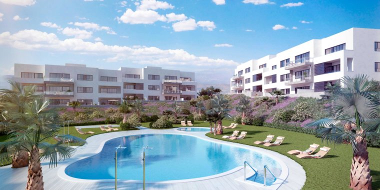 Almijara Homes apartments for sale in Torre del Mar, Malaga