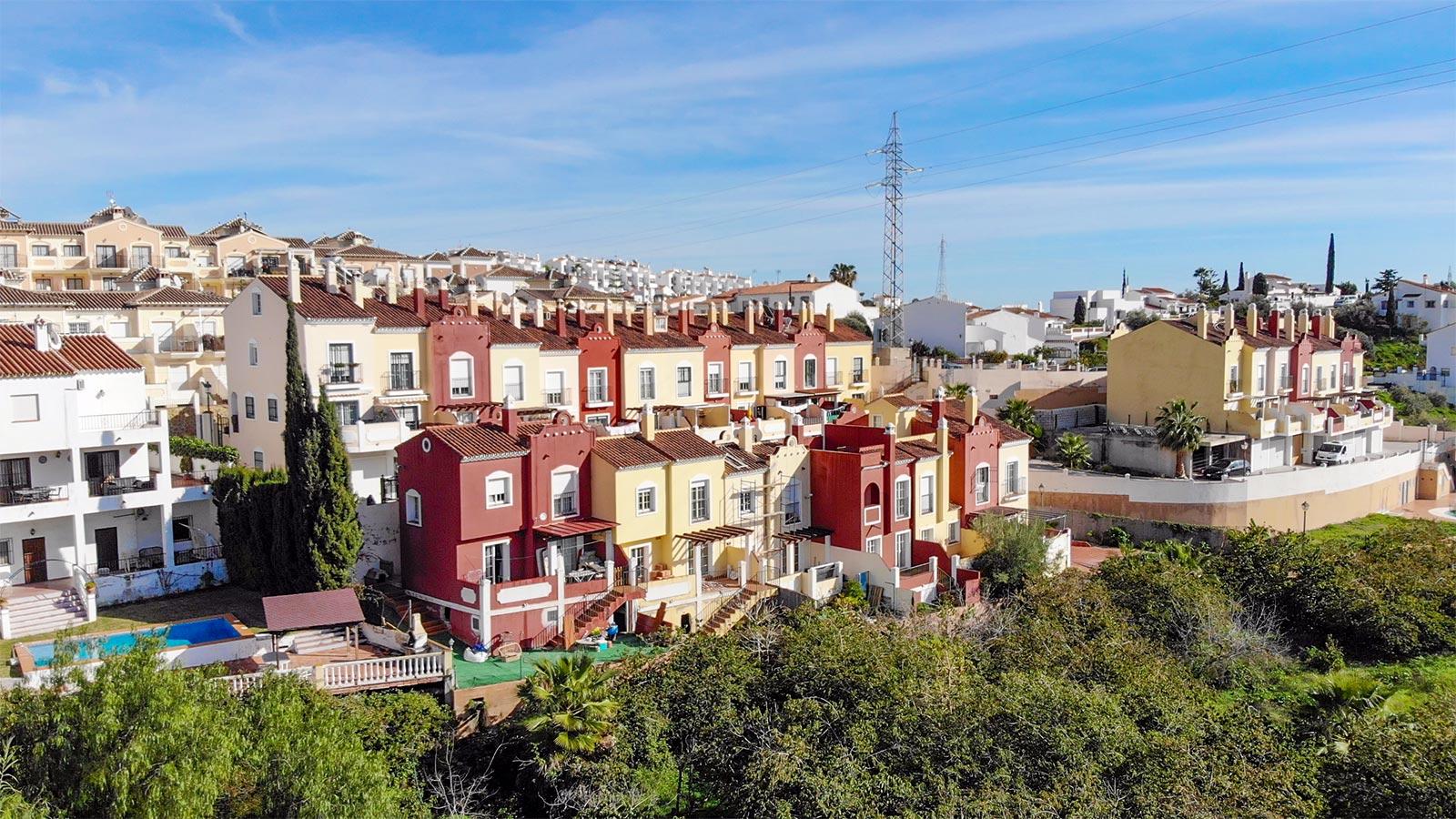 Zona residencial La Noria - Nerja