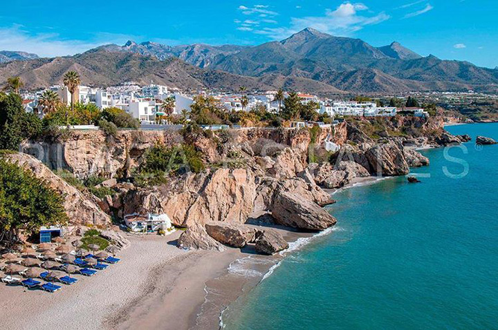 Apartments for sale in Nerja