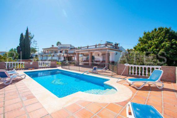 Villa in Los tablazos Frigiliana
