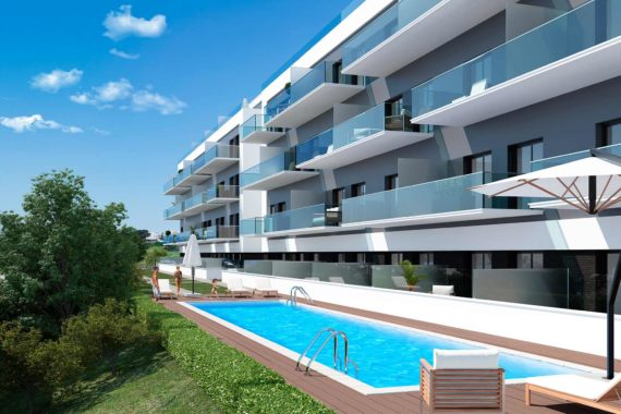 Residencial Orizon, apartments for sale venta de apartamentos